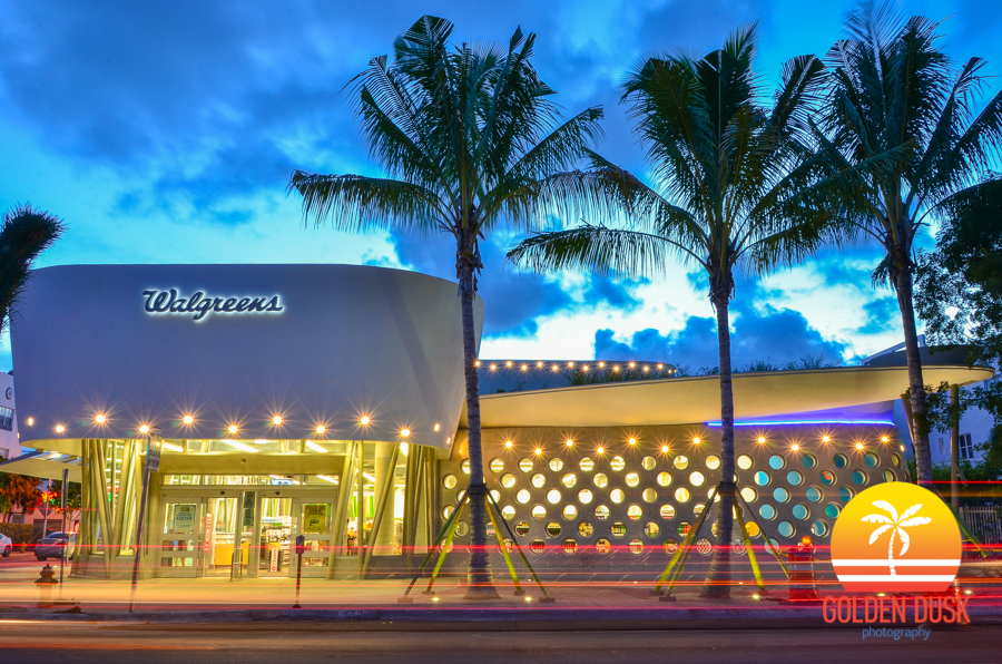 Walgreens At 1400 Collins Ave On Miami Beach
