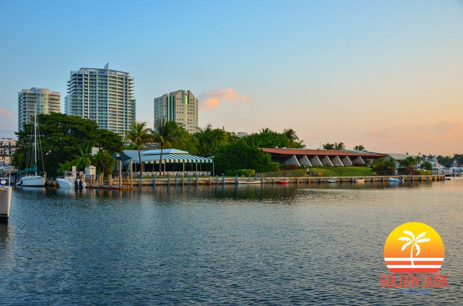 Coconut Grove Marina Waterfront