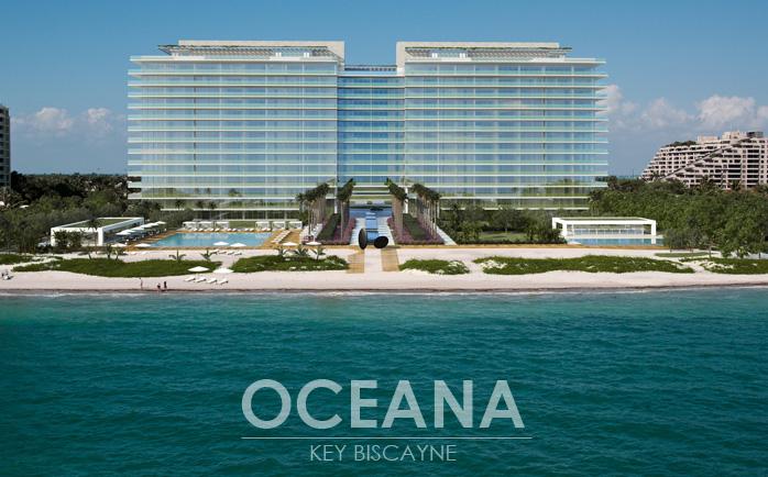 Oceana Key Biscayne Rendering