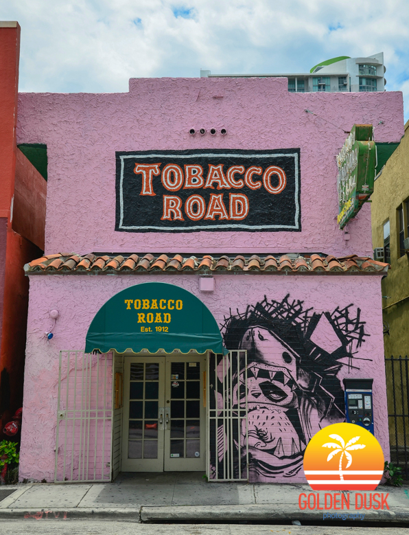 The Oldest Bar in Miami