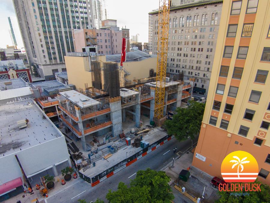 Centro Construction Site