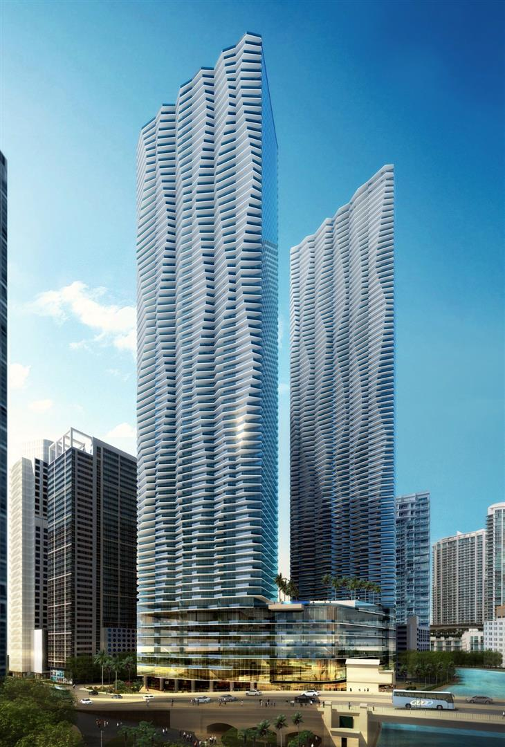 One Brickell Rendering