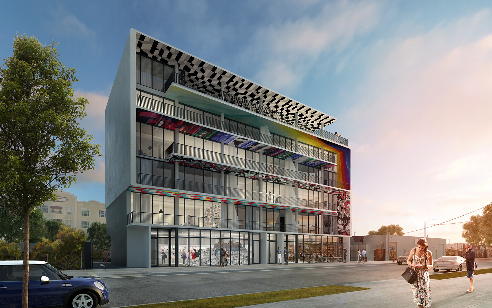 250 Wynwood Rendering
