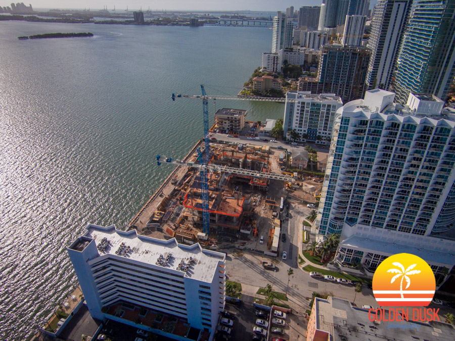 Biscayne Beach in Edgewater
