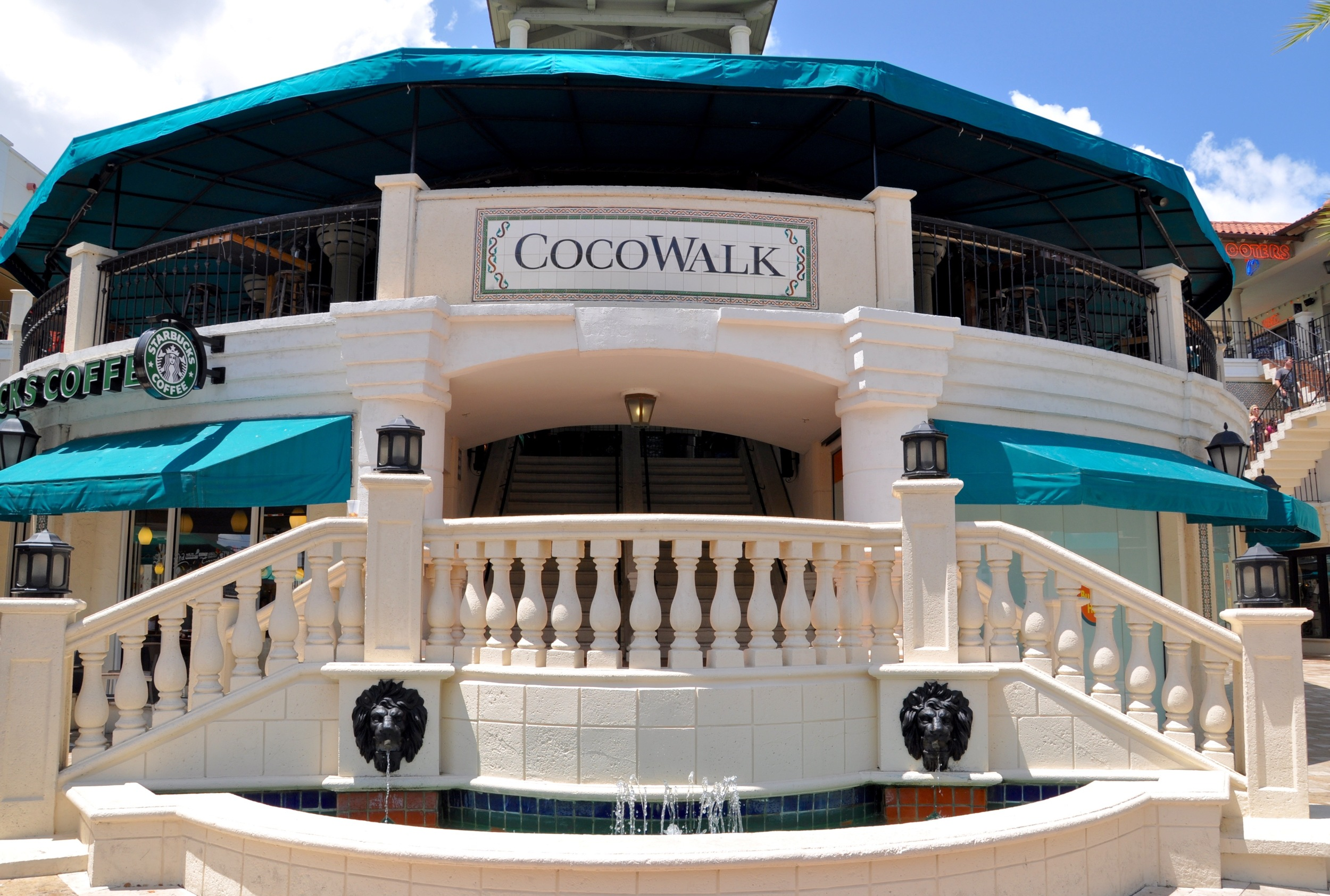 Cocowalk in 2011