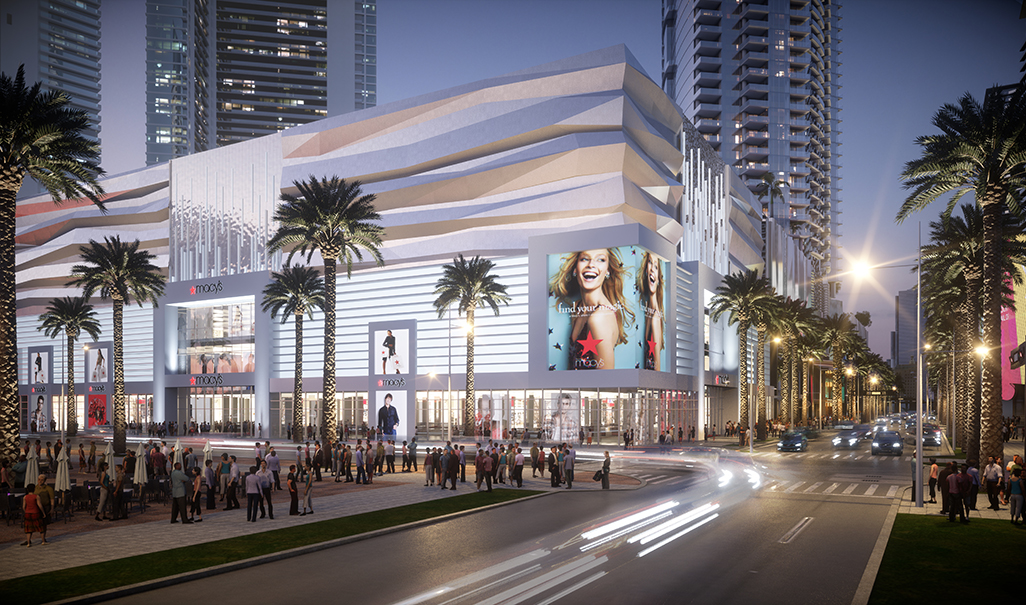 Copy of Miami Worldcenter Rendering