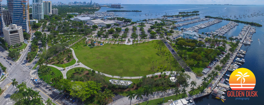 Regatta Park in Coconut Grove