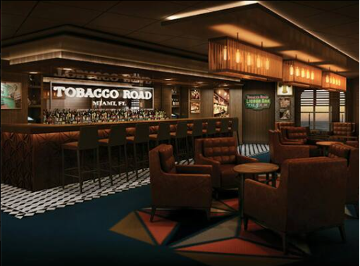The New Tobacco Road Rendering