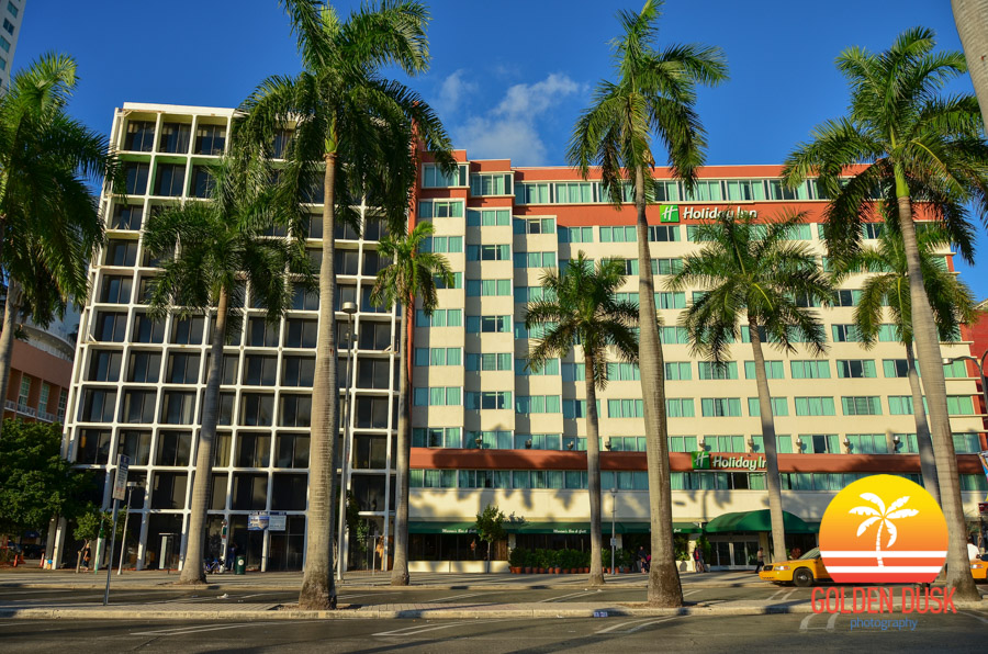 Holiday Inn in Downtown Miami