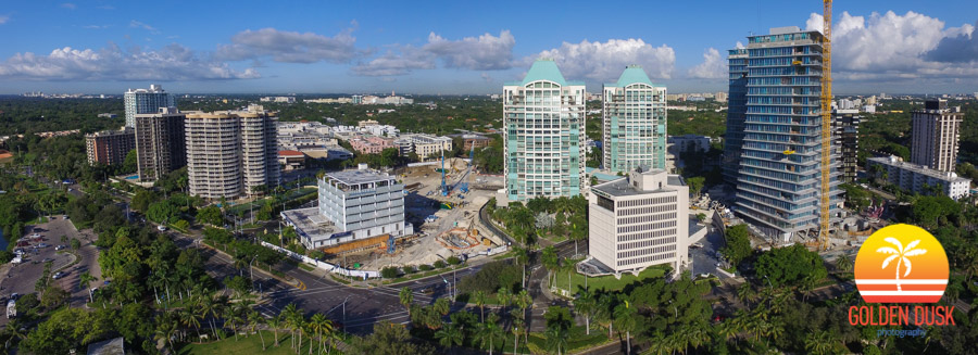 Construction in Coconut Grove