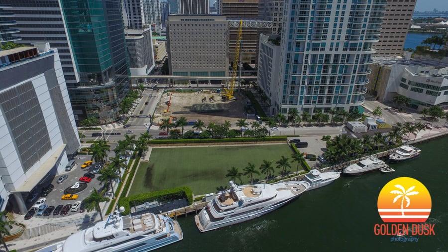 1.25 acre Site on the Miami River