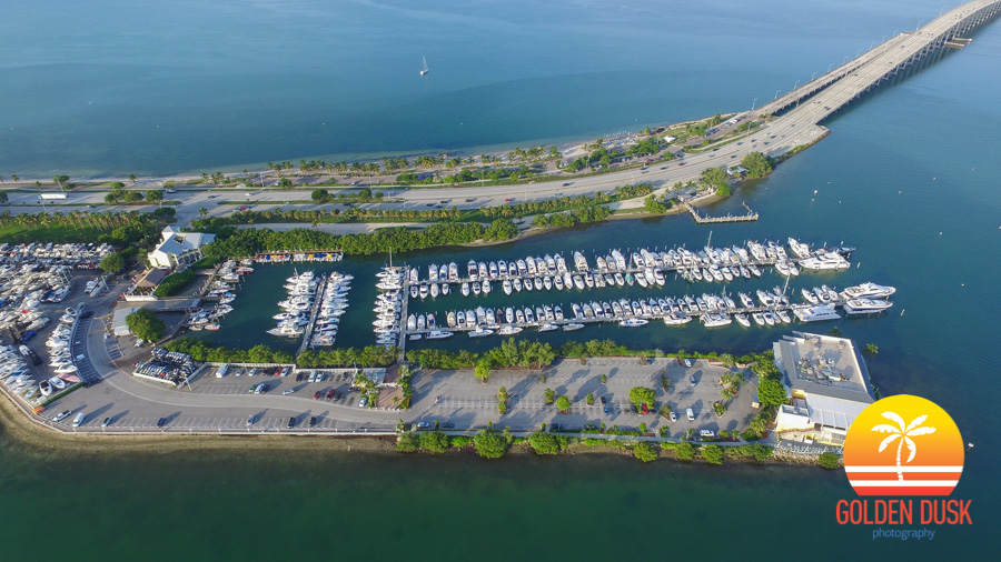 Virginia Key Marina