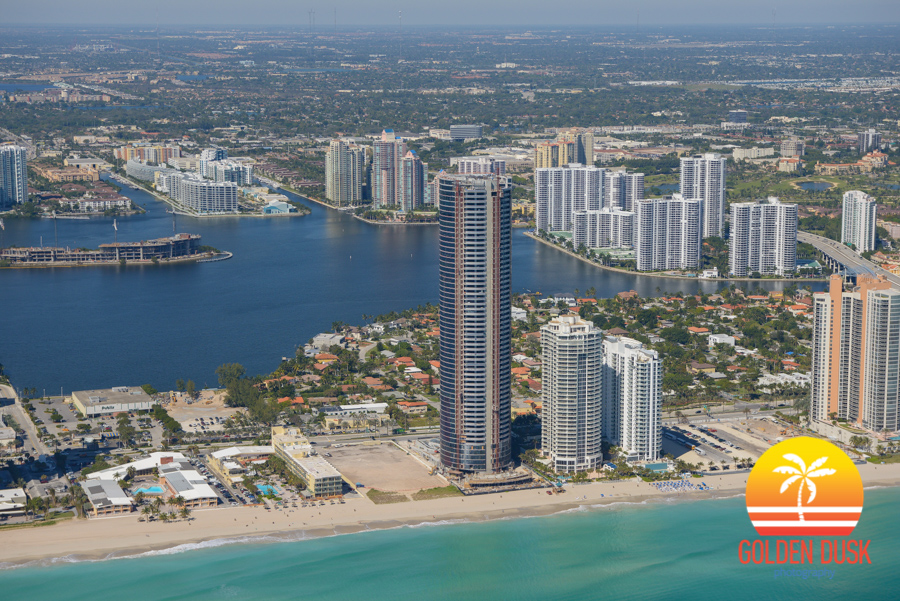 Porsche Design Tower in Sunny Isles Beach