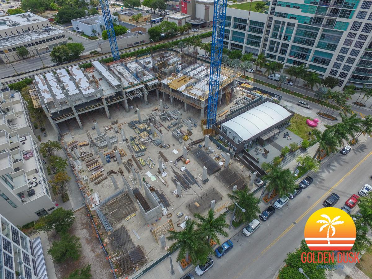 Hyde Midtown Under Construction