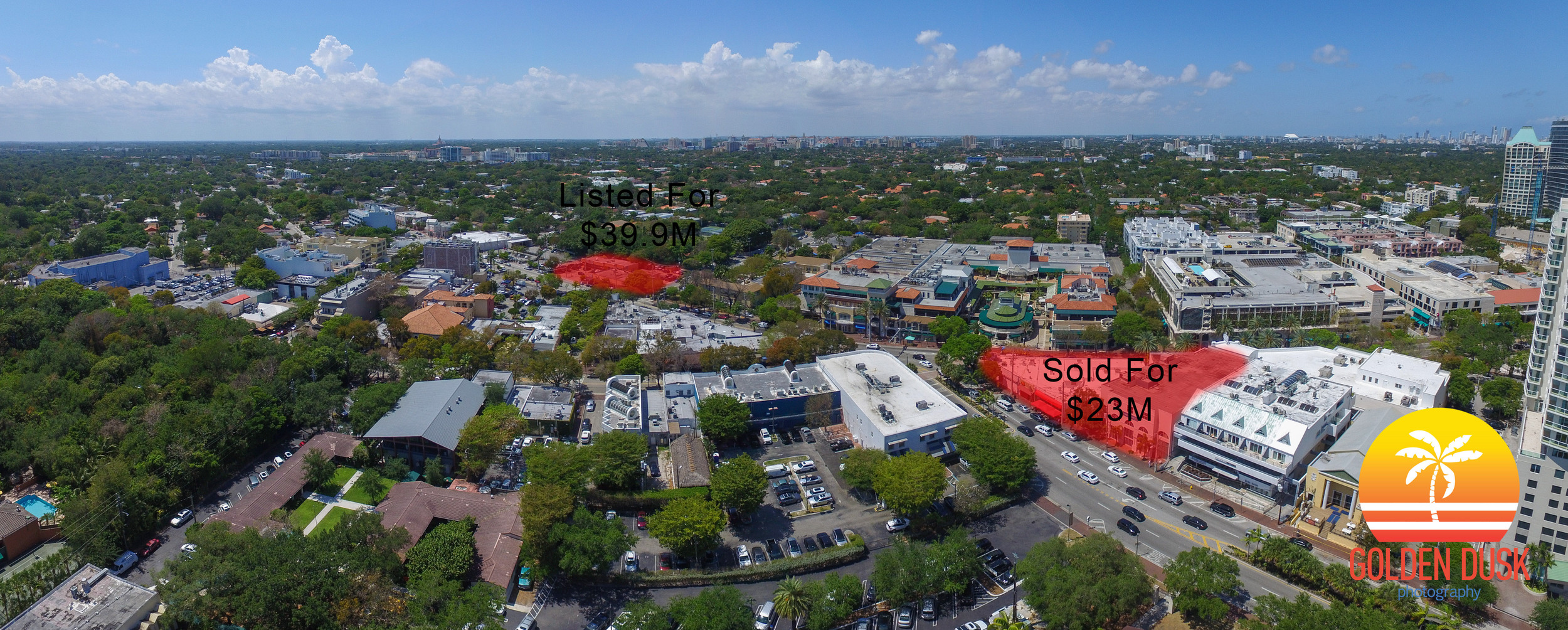 Overview of Coconut Grove