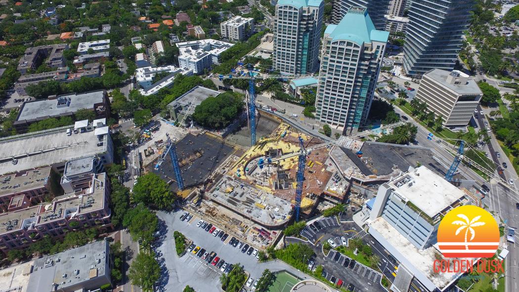 Construction on Park Grove