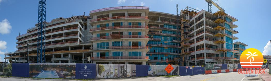 Ritz-Carlton Residences Miami Beach Under Construction