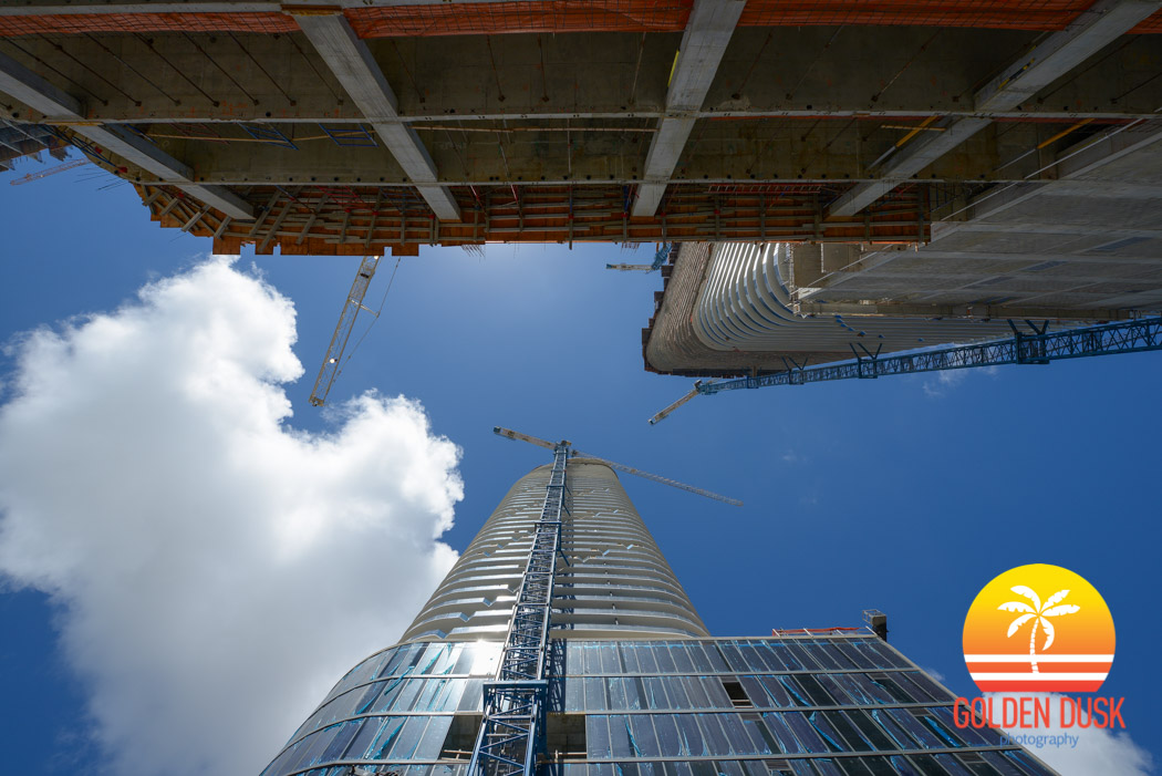 Brickell Heights and SLS Lux