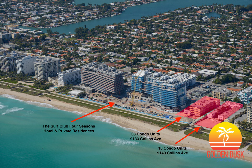 Fort Capital Second Phase Expansion in Red