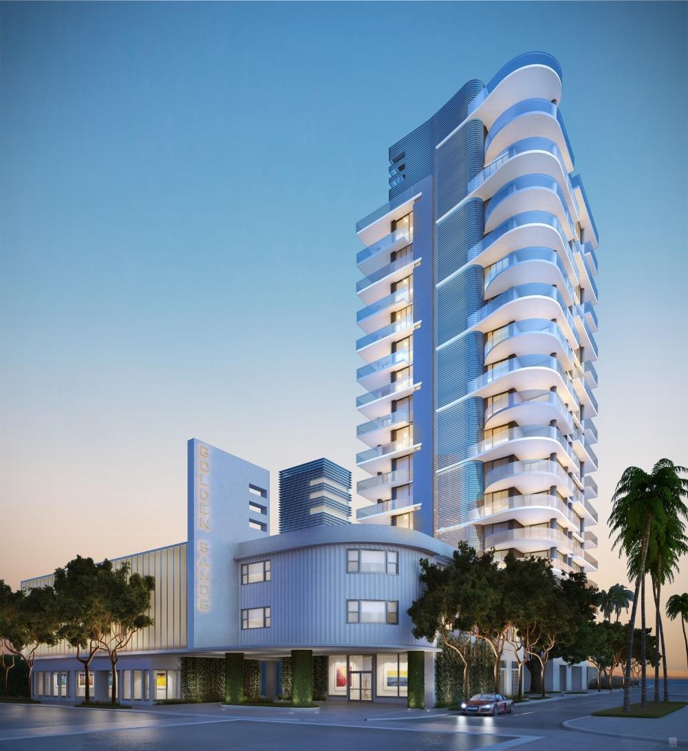 L'Atelier Miami Beach Rendering