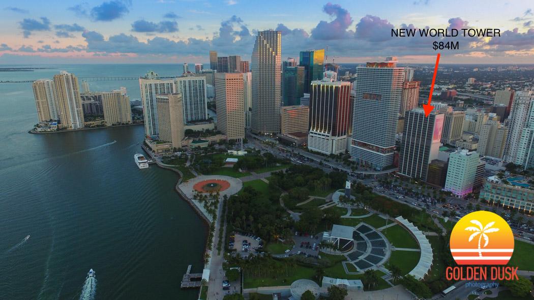 New World Tower Miami