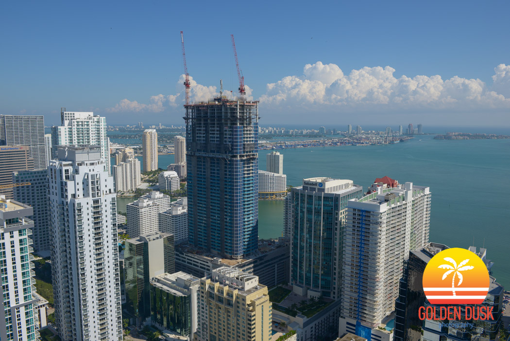 Panorama Tower Under Construction