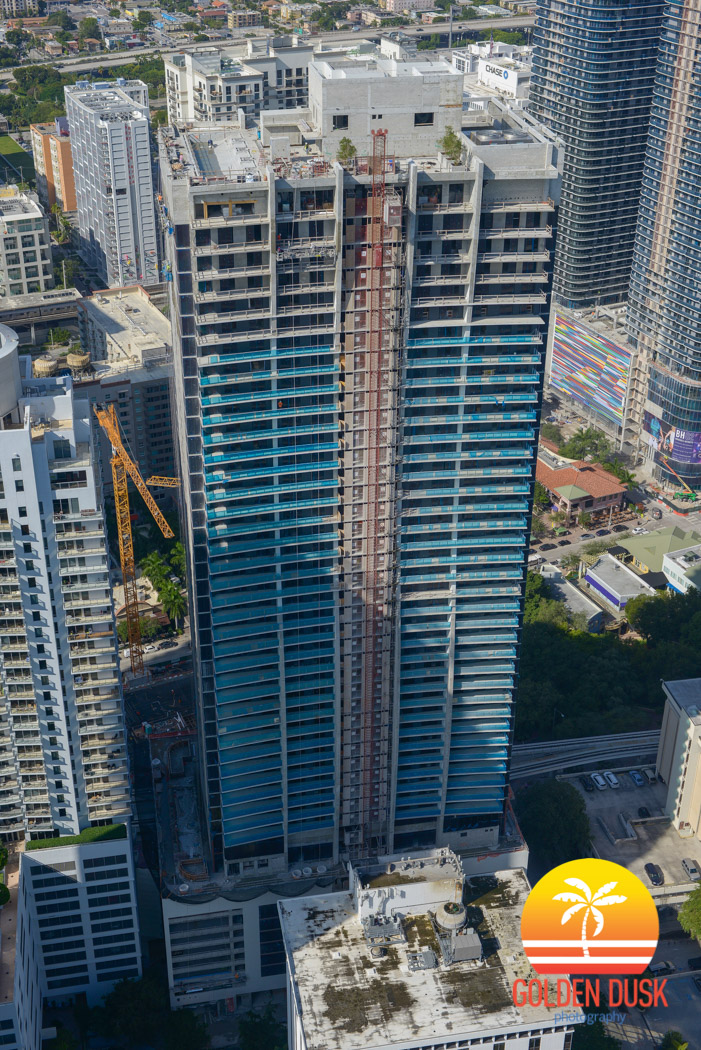 1010 Brickell Under Construction