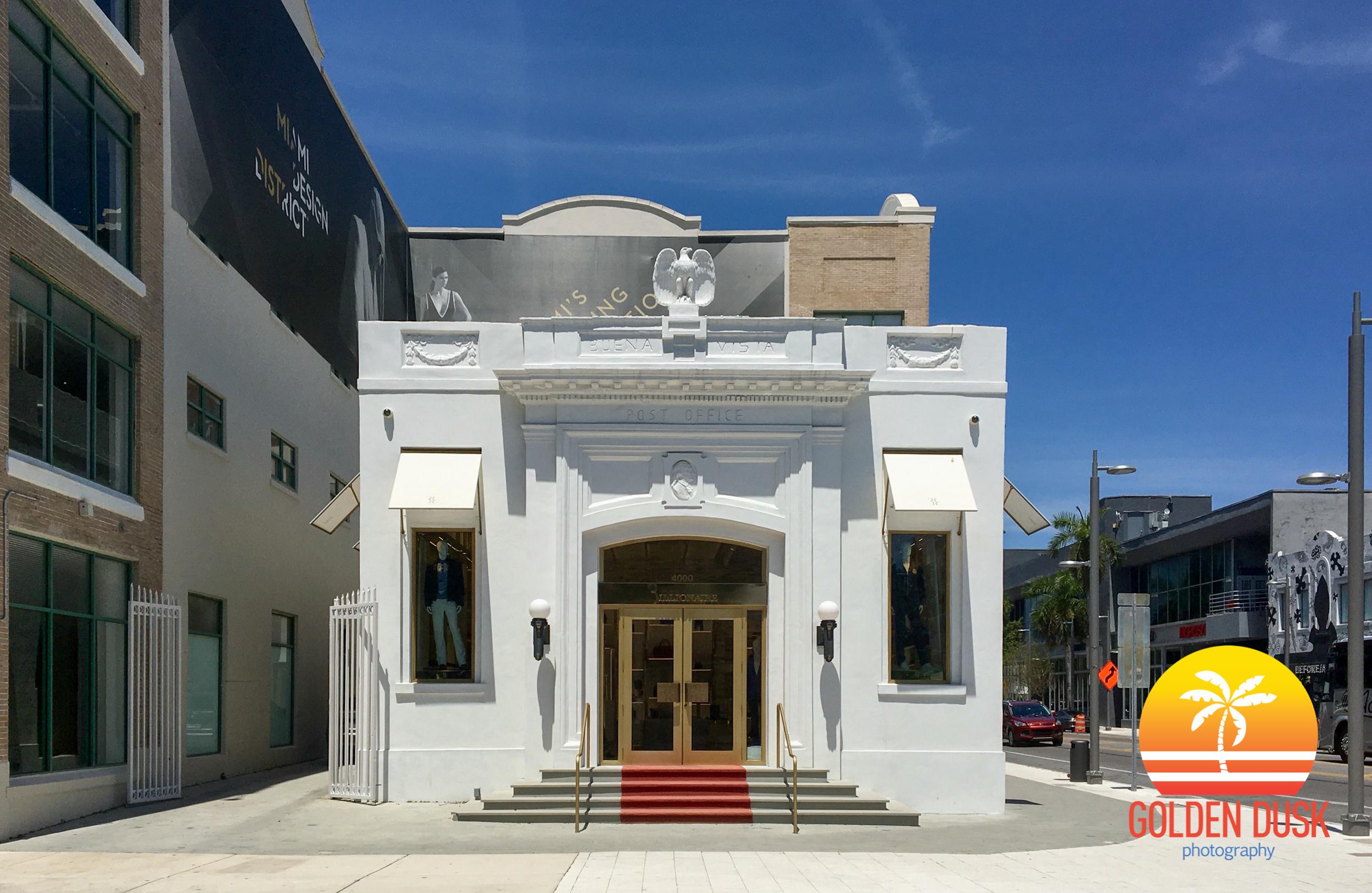 Buena Vista Post Office in Design District