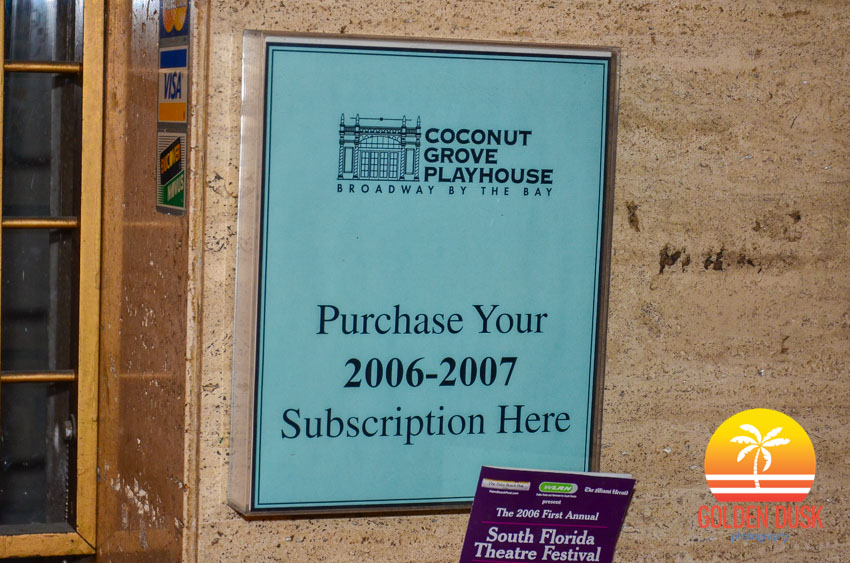 Coconut Grove Playhouse