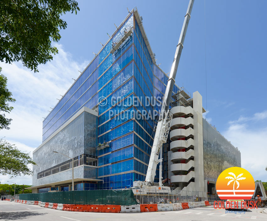 3 MiamiCentral Under Construction