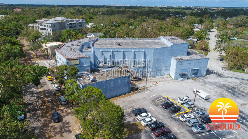 Coconut Grove Playhouse - Hurricane Irma