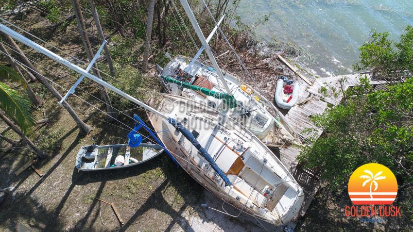 Hurricane Irma Aerial Photos