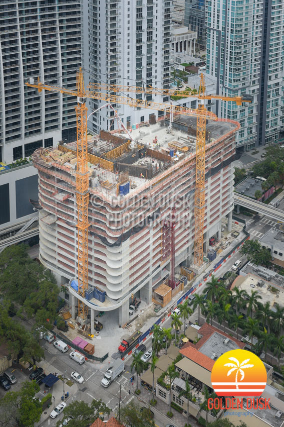 Brickell Flatiron On the Rise