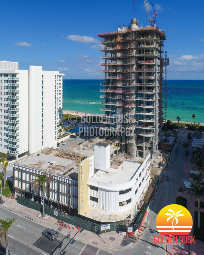 L'Atelier Miami Beach Topped Off