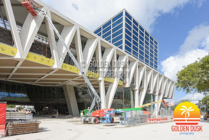 MiamiCentral Construction
