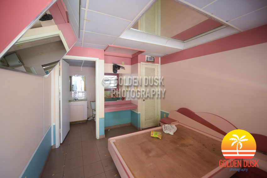 A Room at the El Eden Motel