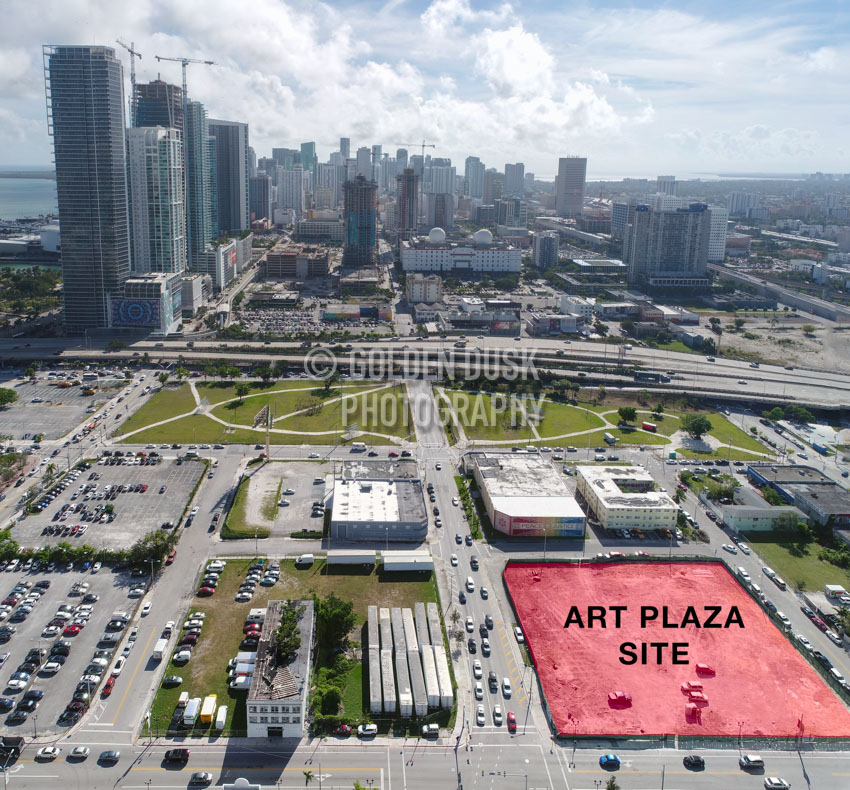Art Plaza Site