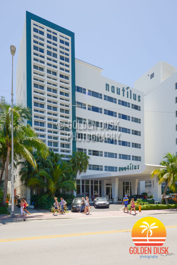 Nautilus South Beach on Collins Ave