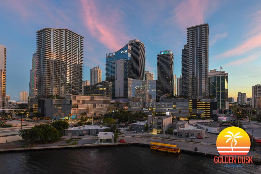 Miami Architecture - Brickell City Centre