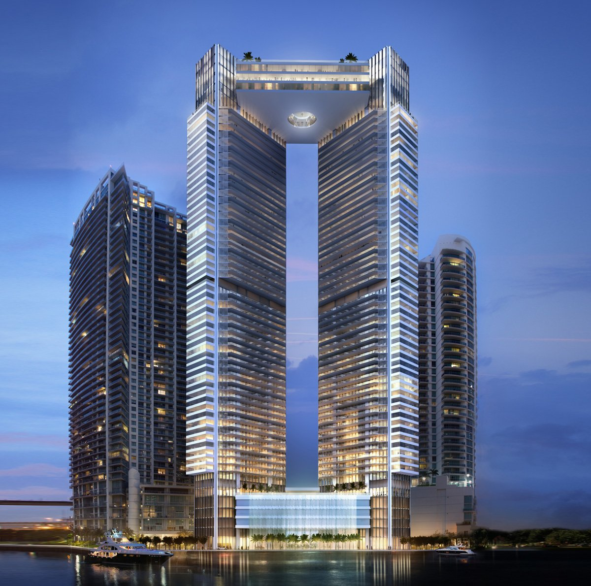 One River Point Rendering