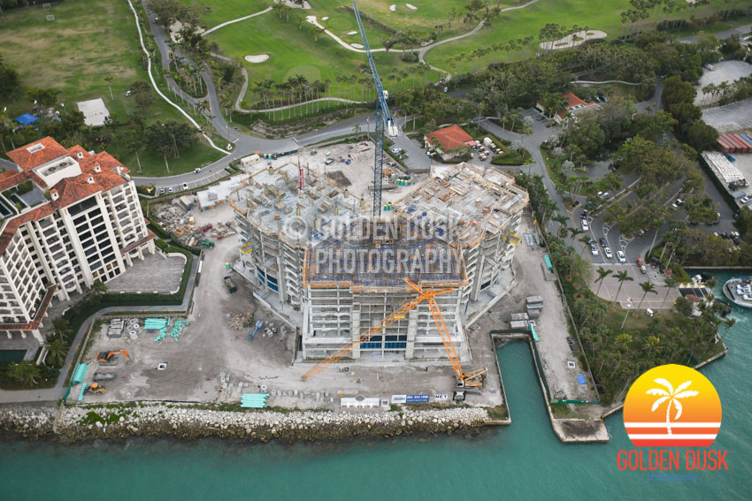 Palazzo Della Luna Under Construction