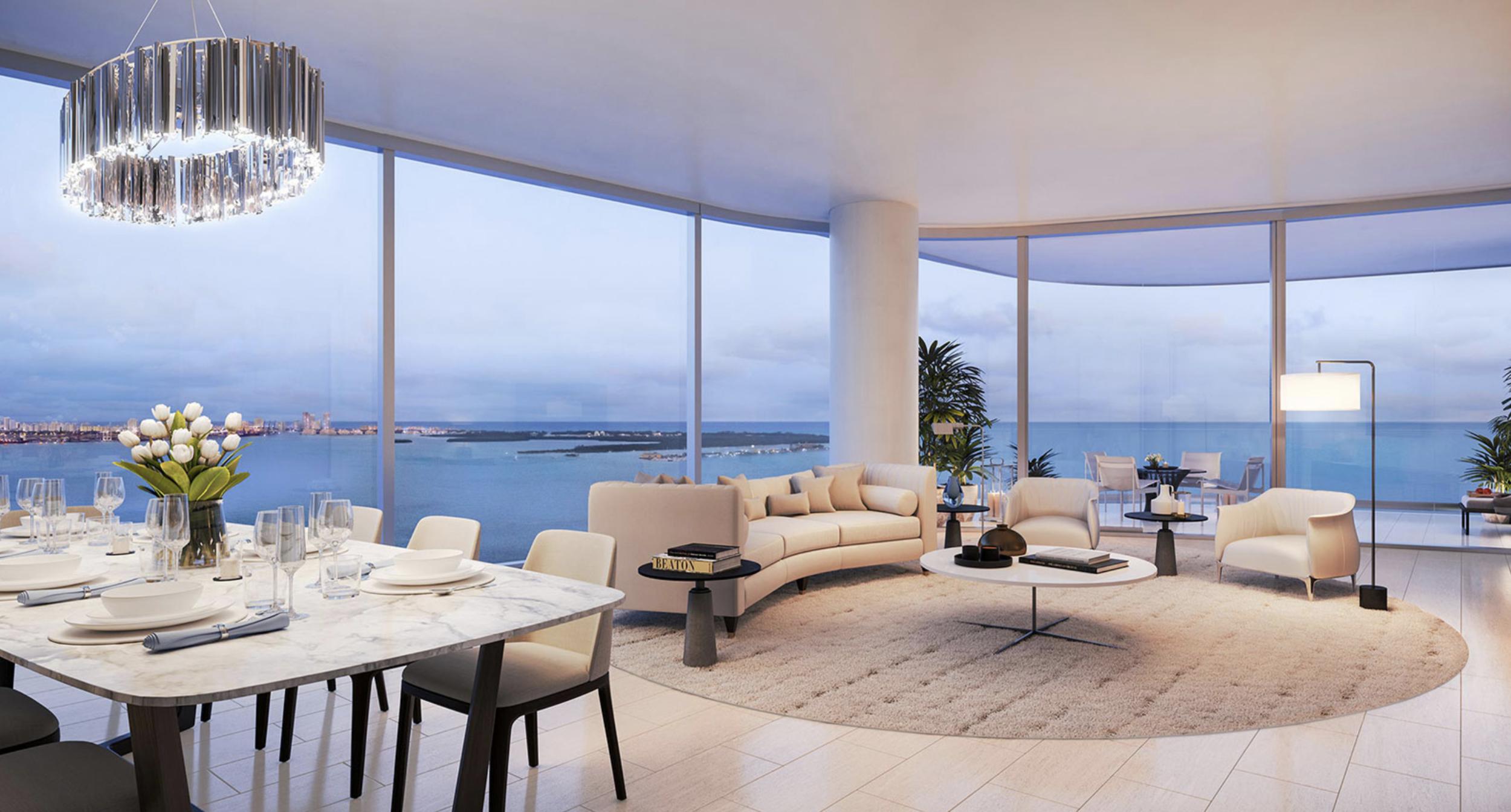 Una Residences Rendering