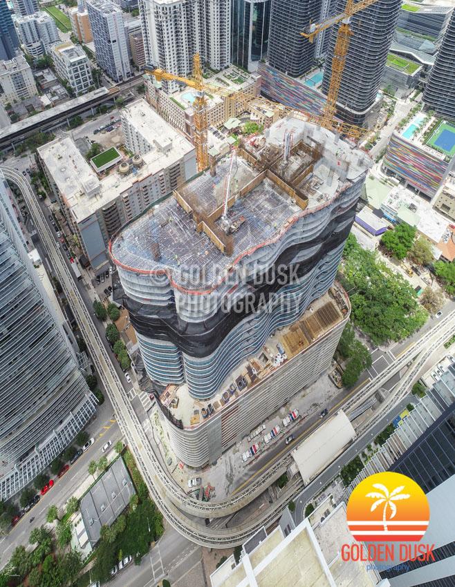 Brickell Flatiron at 42 floors