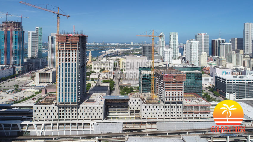 Park Line Towers - MiamiCentral