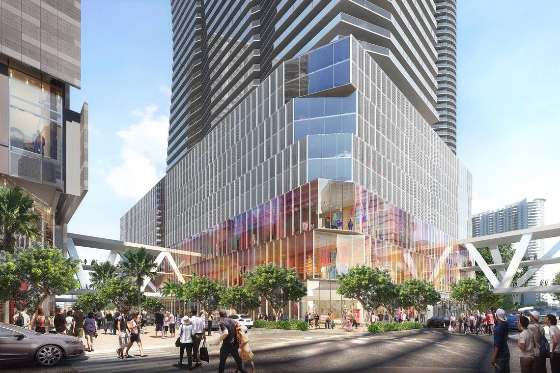 Brickell City Centre Expansion Renderings