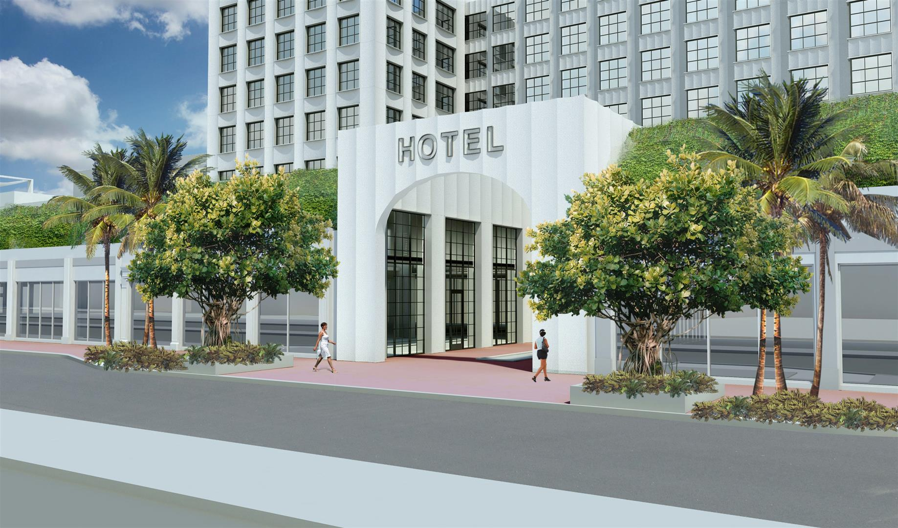 6th & Washington Rendering
