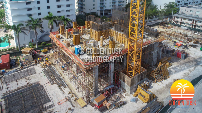 Elysee Miami Construction