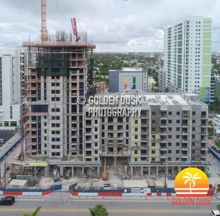 Maizon At Brickell Construction