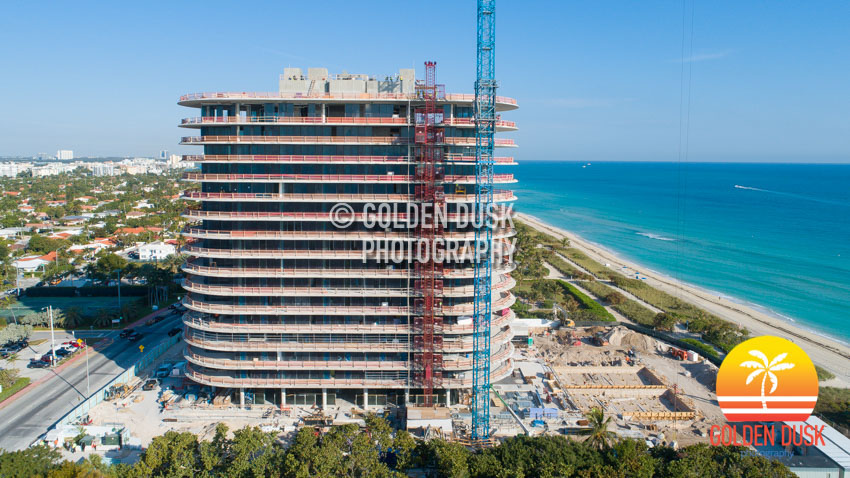 Eighty Seven Park Construction
