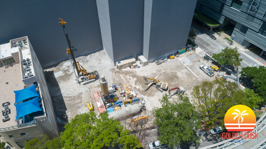 830 Brickell Plaza Construction